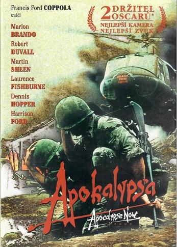 Apokalypsa ( plast/ slim  ) - DVD