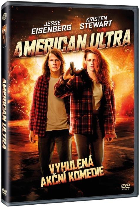 American Ultra - DVD plast