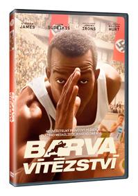 Barva vítězství - DVD plast