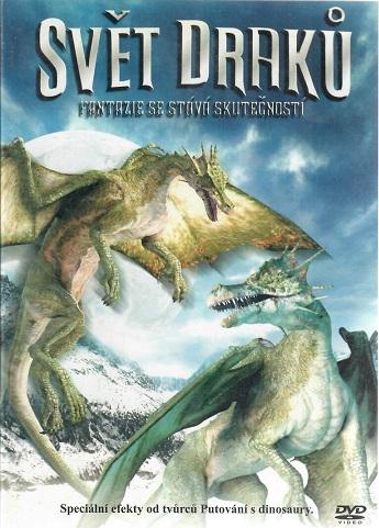 Svět draků ( plast ) - DVD