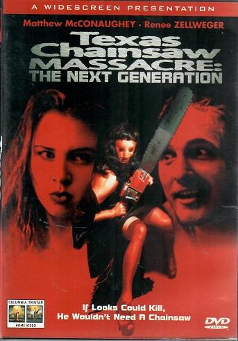 Texas Chainsaw Massacre: The Next Generation/ Masakr v texasu ( originální znění s CZ titulky ) - DVD