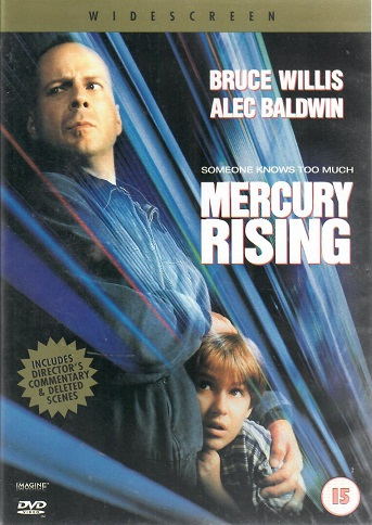 Mercury ( plast ) - DVD