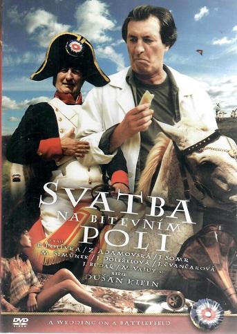 Svatba na bitevním poli ( plast ) - DVD