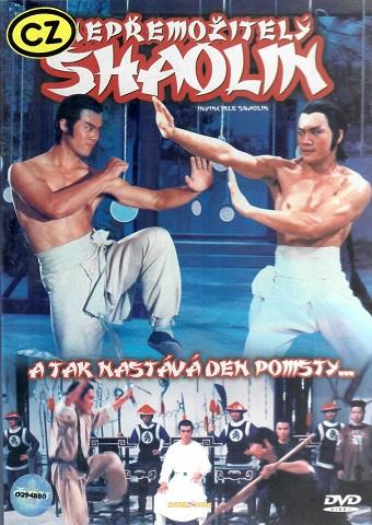 Nepřemožitelný Shaolin ( plast ) - DVD