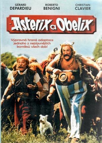 Asterix a Obelix ( plast ) - DVD