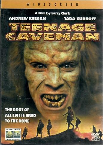 Teenage Caveman / Zuřící proměna ( originální znění s CZ titulky ) - plast DVD