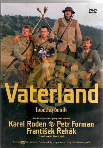 Vaterland - Lovecký deník ( plast ) - DVD