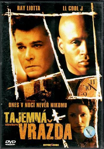 Tajemná vražda ( plast ) - DVD