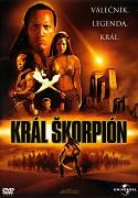 Král Škorpión/plast/-DVD