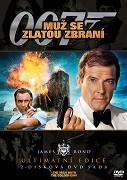 James Bond-Muž se zlatou zbraní-2 disková edice/plast/-DVD