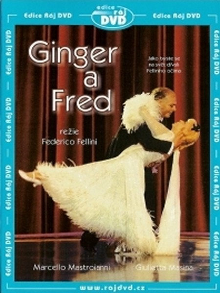 Ginger a Fred - DVD