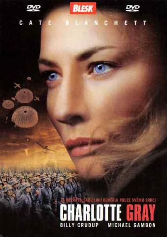 Charlotte Gray - DVD pošetka
