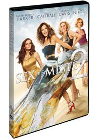 Sex ve městě 2 - DVD plast