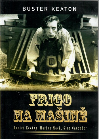 Buster Keaton: Frigo na mašině ( plast ) - DVD