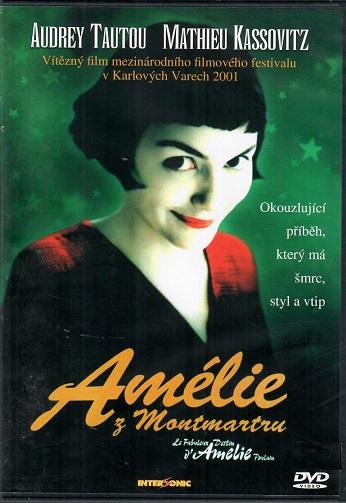 Amélie z Montmartru ( slim ) - DVD