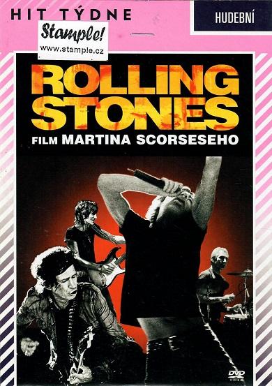 Rolling stones film Martina Scorseseho ( pošetka ) - DVD