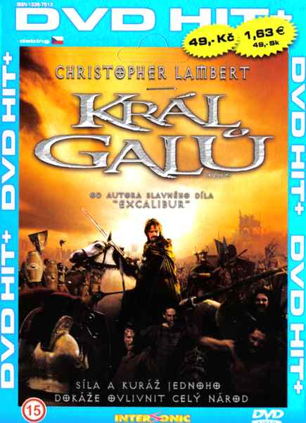Král Galů - DVD