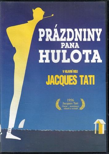 Prázdniny pana Hulota ( originální znění s CZ titulky ) - plast DVD