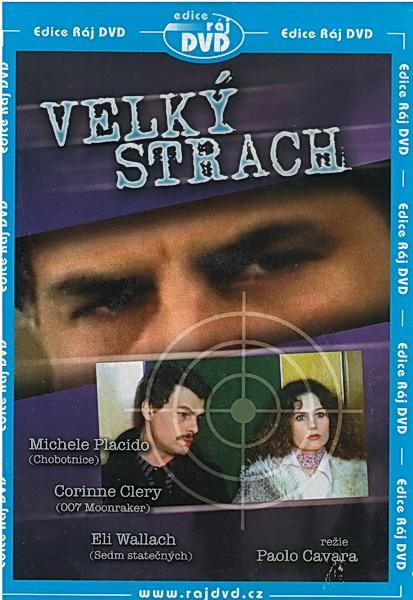 Velký strach - DVD