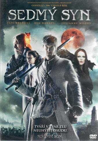 Sedmý syn ( plast ) - DVD
