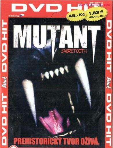 Mutant - DVD