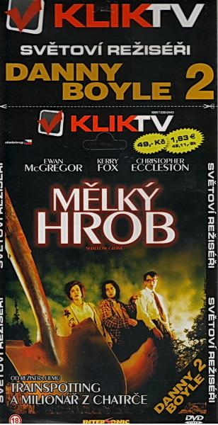 Mělký hrob - KLIK TV - DVD