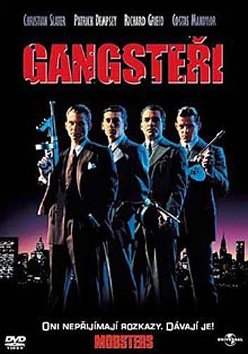 Gangsteři - DVD