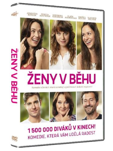 Ženy v běhu - DVD