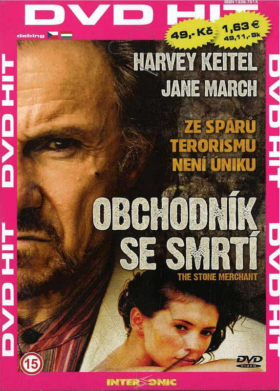 Obchodník se smrtí - Harvey Keitel - DVD