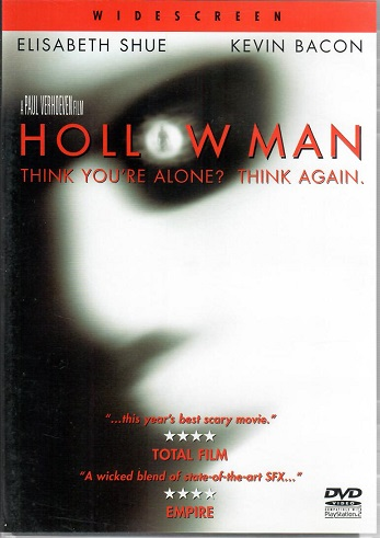 Hollow man / Muž bez stínu ( originální znění, CZ titulky)  plast DVD