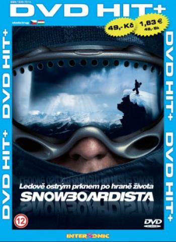 Snowboardista ( pošetka ) DVD
