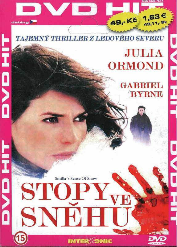 Stopy ve sněhu - DVD