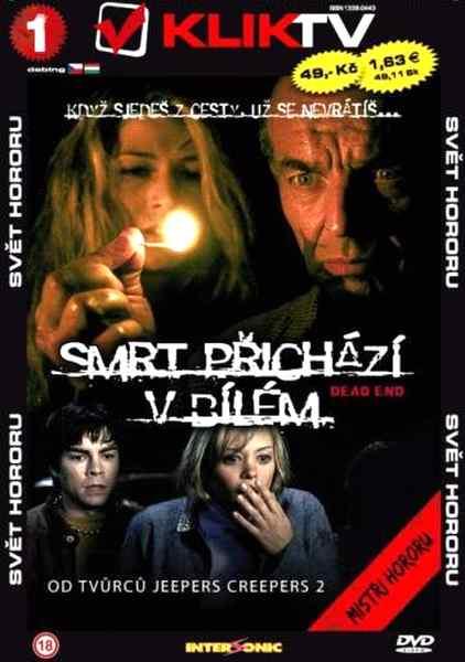 Smrt přichází v bílém - DVD