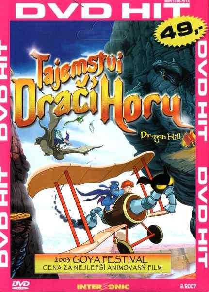 Tajemství Dračí hory 1 - DVD