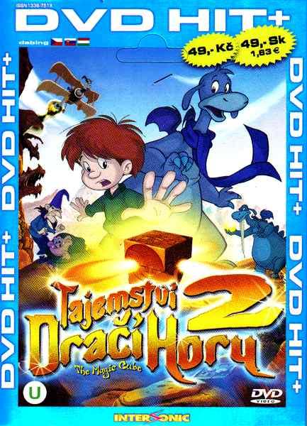 Tajemství Dračí hory 2 - DVD