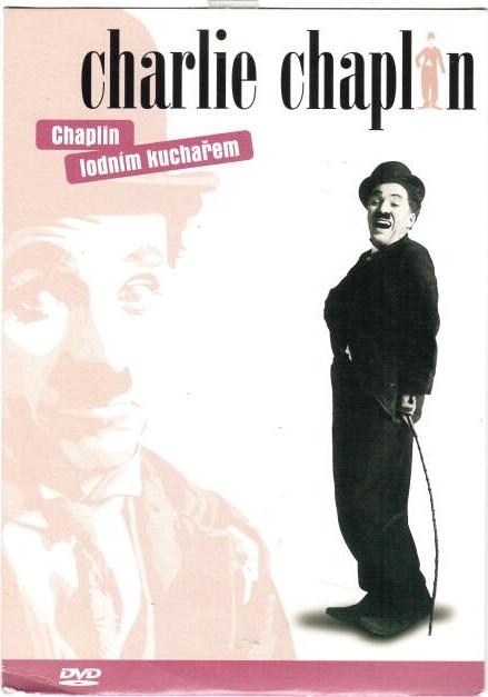 Charlie Chaplin - Chaplin lodním kuchařem - DVD pošetka