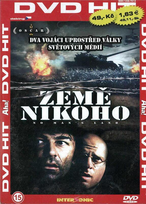 Země nikoho - DVD