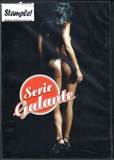 Serie Galante - DVD slim