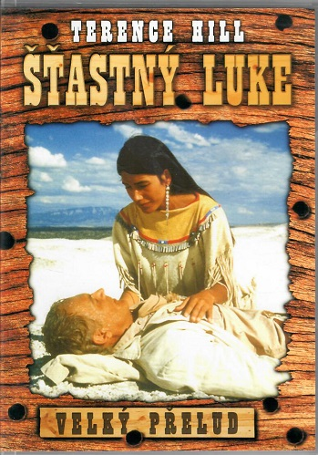 Šťastný Luke - Velký přelud ( plast ) - DVD