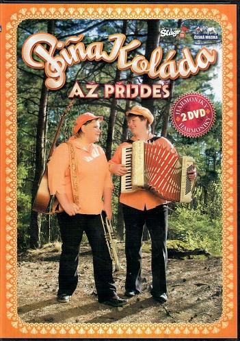 PiňaKoláda: Až přijdeš - 2x DVD plast