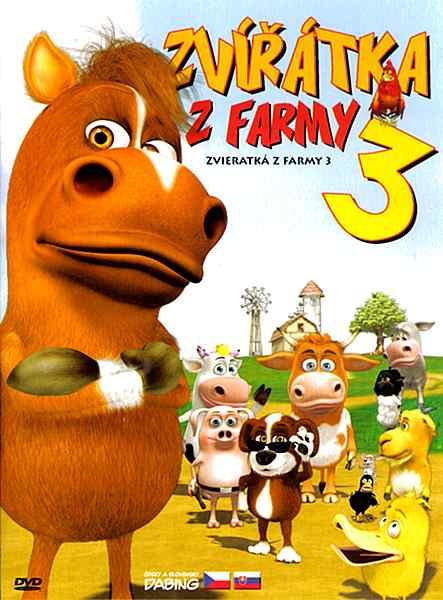 Zvířátka z farmy 3. VAPET - DVD