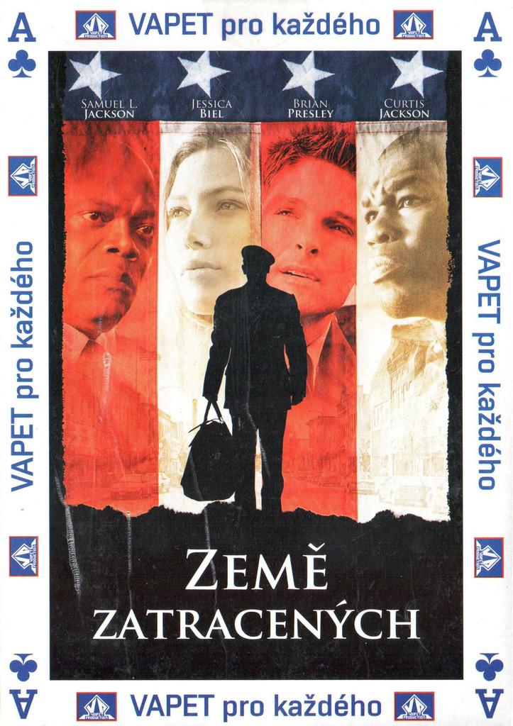 Země zatracených - DVD