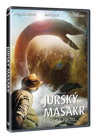 Jurský masakr -  DVD plast