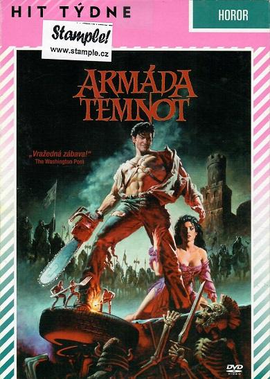Armáda temnot ( pošetka ) DVD