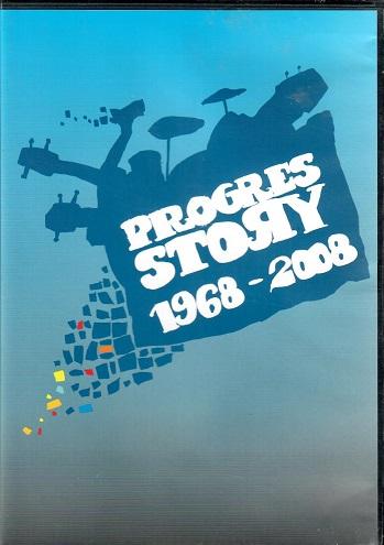 Progres Story 1968-2008 ( plast ) DVD