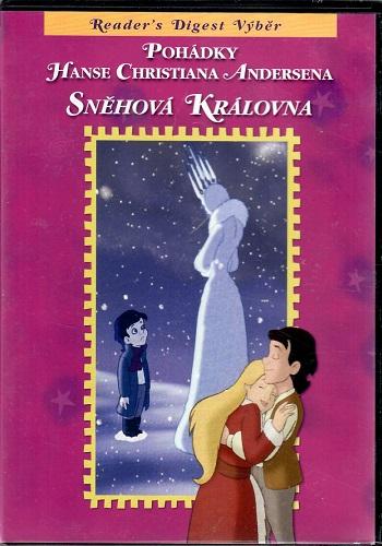 Pohádky H. CH. Andersena: Sněhová královna  ( plast ) DVD