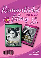 Romantické filmy 15 - 2x DVD digipack ( Tanečnice + Holka nebo kluk? )