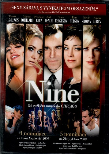 Nine ( plast )  DVD