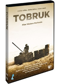Tobruk 1DVD ( plast )