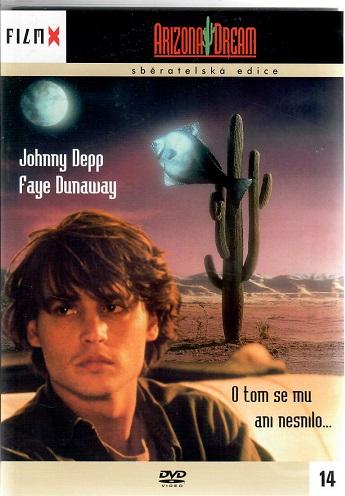 Arizona Dream ( plast ) DVD